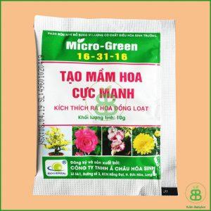 Tạo mầm hoa cực mạnh Micro-Green