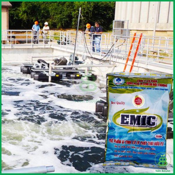 emic ủ phân bón
