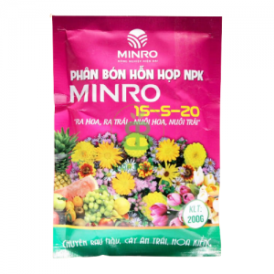 minro-15-5-20-200g vườn babylon