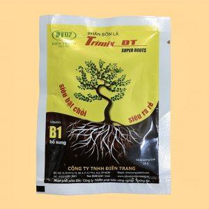 kích thích ra rễ Trimix vườn babylon