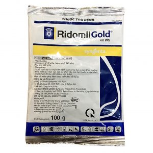 Thuốc trừ bệnh Ridomil Gold